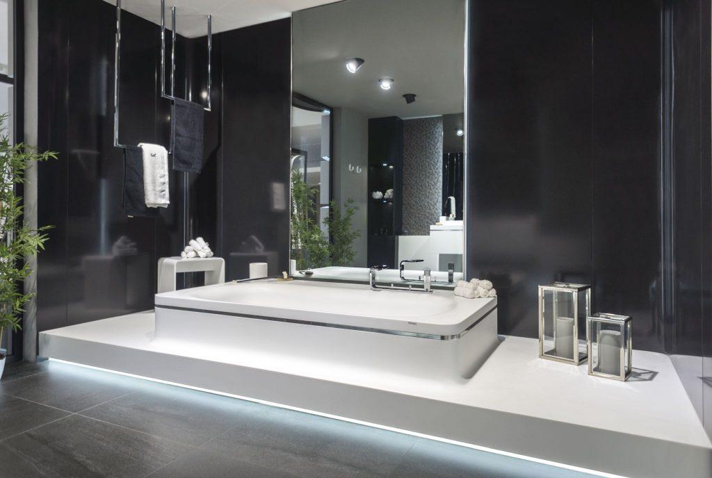 krion łazienka